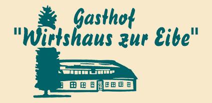 Logo Wirtshaus zur Eibe grün