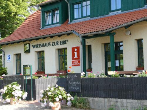 """""""Wirtshaus Zur Eibe"""" – Landhotel am Jabelschen See"""