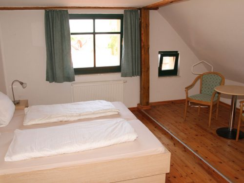 """Doppelzimmer """"Wirtshaus Zur Eibe"""""""