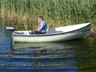 Boot Rügen